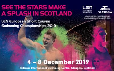 Evropsko prvenstvo u malim bazenima 04.-08.12.2019( Glazgov, Škotska )